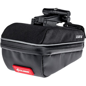 Cube Click Seat Post Bag M, black